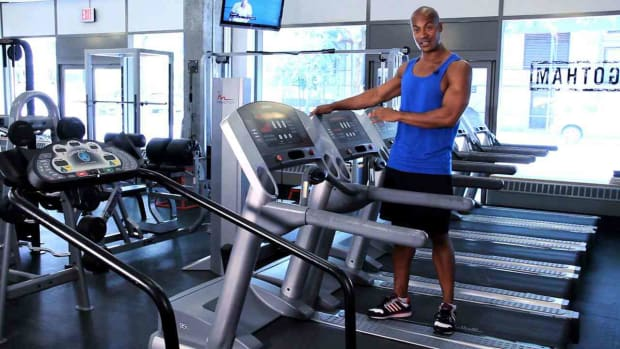 Y. How to Get the Most Out of the Treadmill at the Gym Promo Image