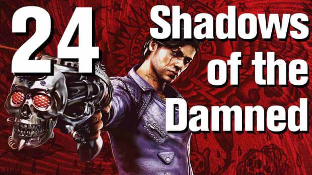 X. Shadows of the Damned Walkthrough: Act 3-4 The Bird's Nest (2 of 2) Promo Image