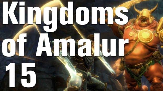 O. Kingdoms of Amalur: Reckoning Walkthrough Part 15 - The Eyes of Tirnoch Promo Image