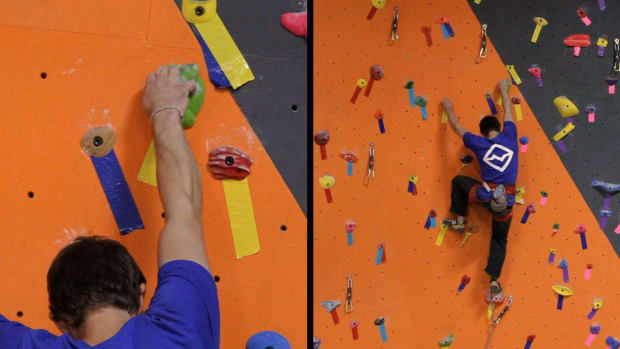 Y. How to Understand Indoor Climbing Grades Promo Image