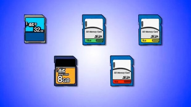 M. How to Pick an SD Memory Card Promo Image