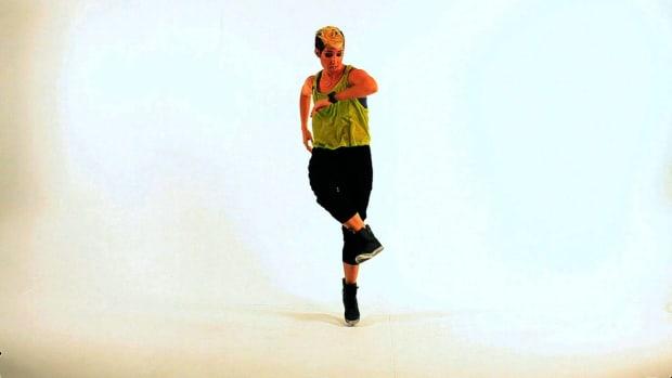 ZQ. How to Do a Cardio Blast Dance Move Promo Image
