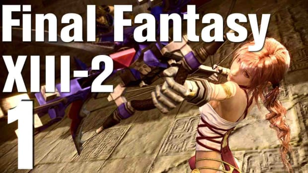 Let's Play Final Fantasy XIII-2 Part 1 - Introduction
