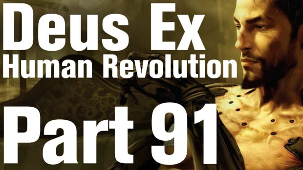 ZZZM. Deus Ex: Human Revolution Walkthrough - Lesser Evils (1 of 2) Promo Image