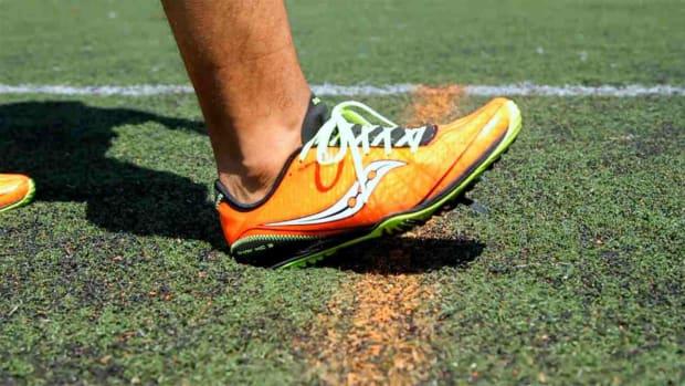 J. Heel Striking vs. Mid-Foot Striking vs. Toe Striking Promo Image