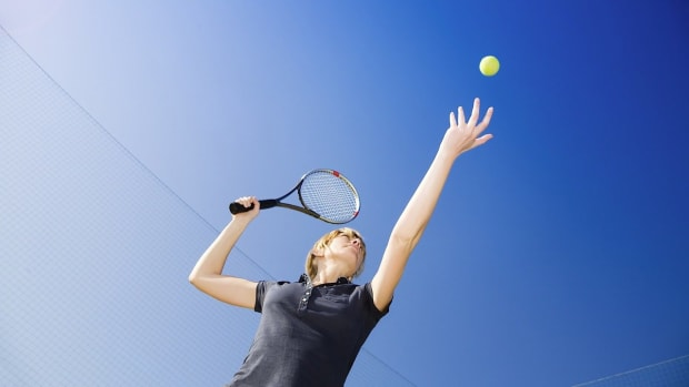 K. How to Score Points in Tennis Games Promo Image