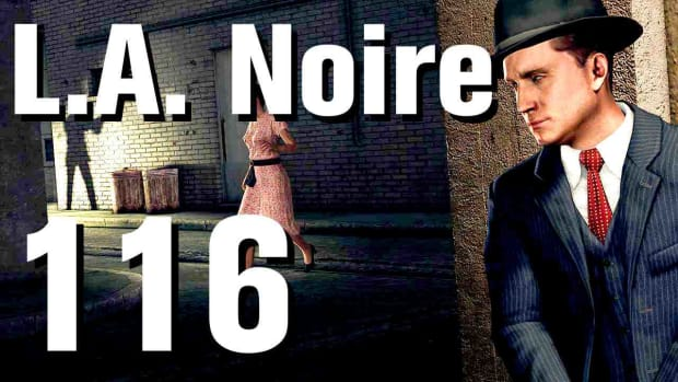 "ZZZZL. L.A. Noire Walkthrough Part 116: ""A Polite Invitation"" (2 of 7) Promo Image"