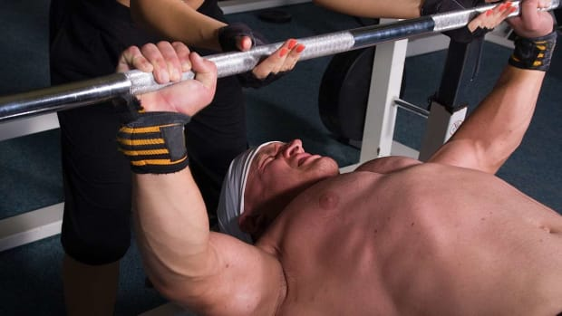 ZD. How to Bench Press More Weight Fast for Bodybuilding Promo Image