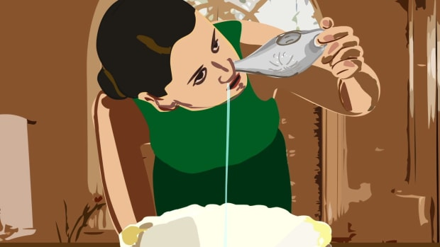 N. How to Use a Neti Pot Promo Image
