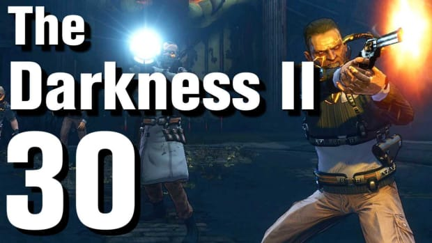 ZD. The Darkness 2 Walkthrough - Part 30 Final Boss Fight: Victor Promo Image