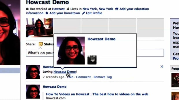 F. How to Use Facebook: Wall Posts, Status Updates, and Messages Promo Image
