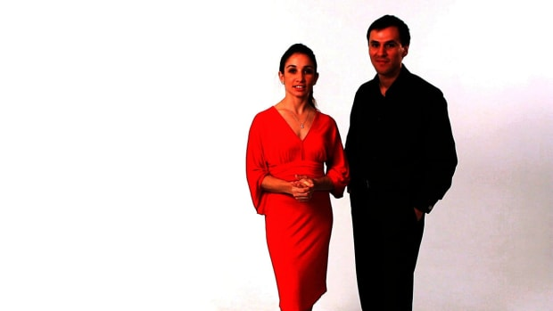 ZU. How to Do the Argentine Tango with Diego Blanco & Ana Padron Promo Image