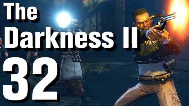 ZF. The Darkness 2 Walkthrough Part 32 - Reject the Asylum Promo Image