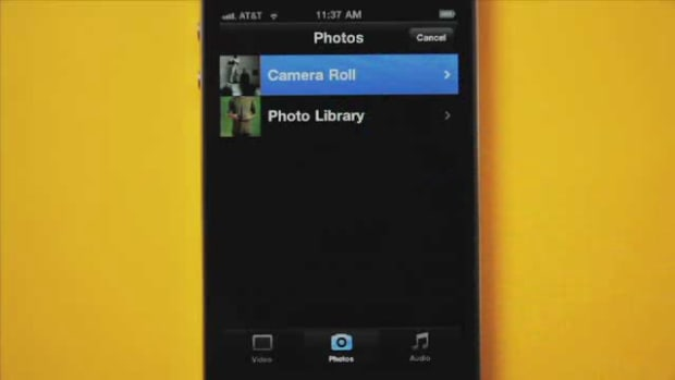 F. How to Use iMovie on the iPhone 4 Promo Image