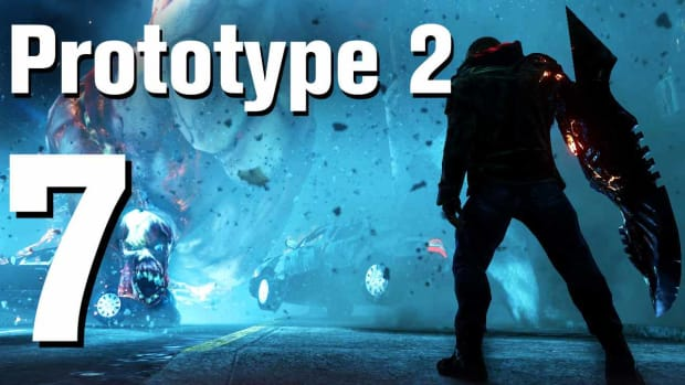 G. Prototype 2 Walkthrough Part 7 - Blacknet Stronghold 4D Promo Image