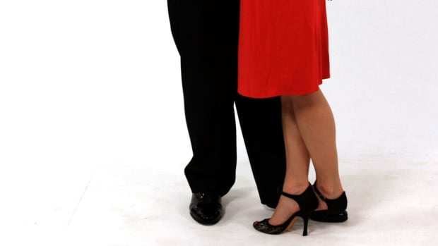 V. How to Do Directional Turns during Argentine Tango Promo Image