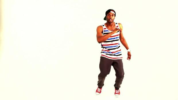 ZE. Basics of Boogaloo Hip-Hop Dance Promo Image