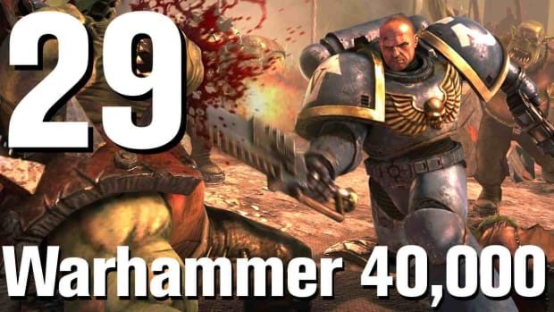 ZB. Warhammer 40K Space Marine Walkthrough Part 29: Point of No Return Promo Image