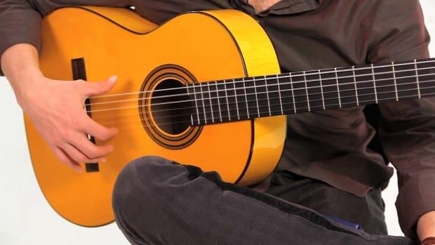 F. Flamenco Guitar Techniques: Thumb Technique (Pulgar) Promo Image