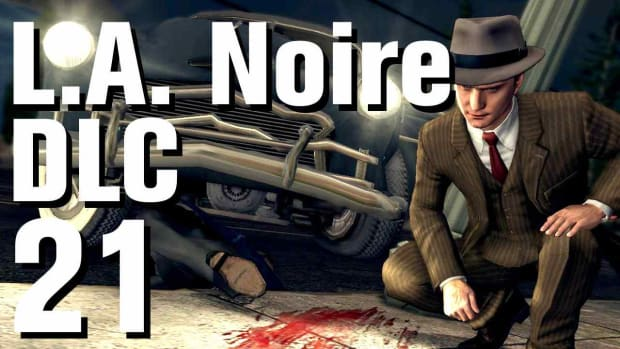 "U. L.A. Noire Walkthrough: ""Slip of the Tongue"" (5 of 5) Promo Image"