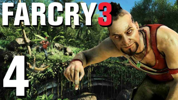 D. Far Cry 3 Walkthrough Part 4 - Harvest the Jungle Promo Image