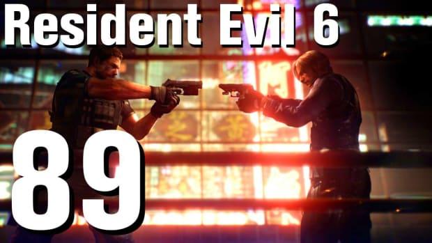 ZZZK. Resident Evil 6 Walkthrough Part 89 - Chapter 14 Promo Image