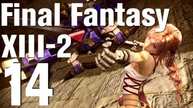 N. Let's Play Final Fantasy XIII-2 Part 14 - Monster Crystals Promo Image