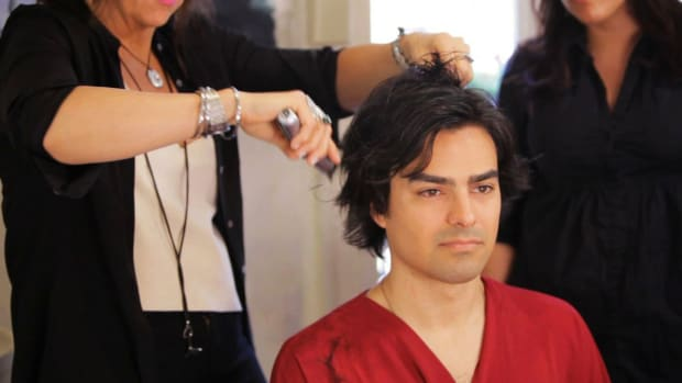 P. How to Razor Cut A Guy's Hair Promo Image