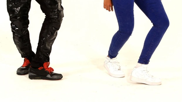 Z. How to Do the Walk It Out Hip-Hop Dance Move for Kids Promo Image