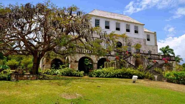 H. Visiting Jamaica's Rose Hall Promo Image