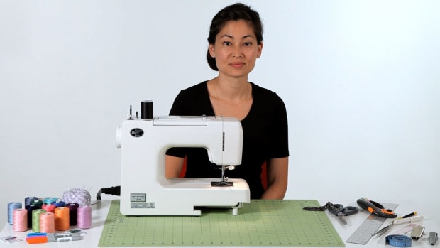 ZK. How to Use a Sewing Machine with Jennifer Wiese Promo Image