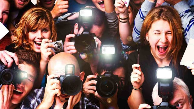 ZG. How to Handle Paparazzi Promo Image