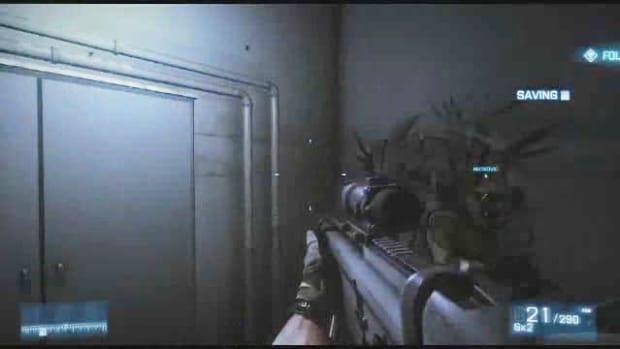 J. Battlefield 3 Walkthrough Part 10 - Operation Guillotine Promo Image