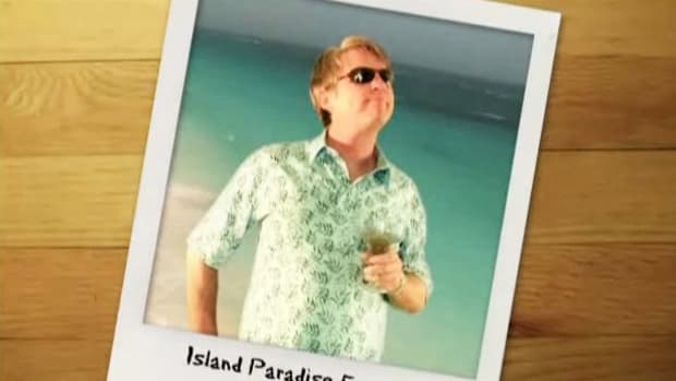 P. How to Retire in a Foreign Country Promo Image
