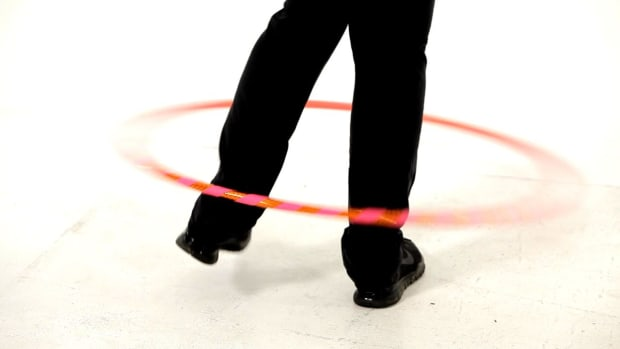 Y. How to Hula Hoop around Your Ankles Promo Image