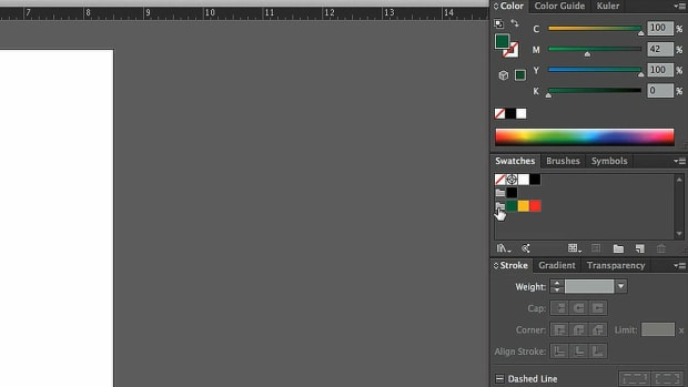 ZA. How to Create Color Groups with Adobe Illustrator Promo Image
