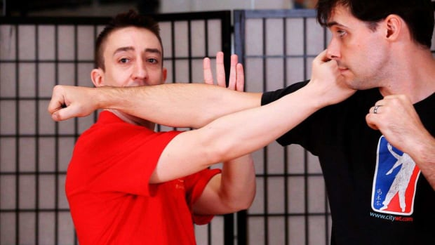 S. How to Do a Jak Jeung aka Side Palm in Wing Chun Promo Image