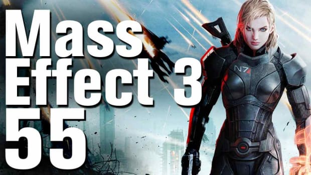 ZZC. Mass Effect 3 Walkthrough Part 55 - Gellix - Rescue Cerberus Scientists Promo Image