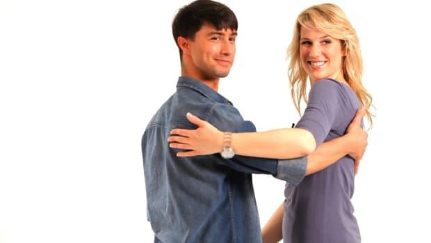 N. How to Dance a Cha-Cha Cross Body Lead Promo Image