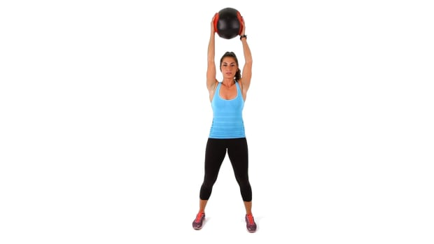 ZO. How to Do a Medicine Ball Chop Promo Image