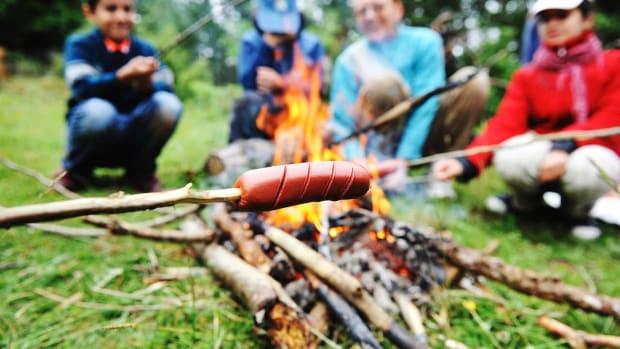 Q. Best Camping Foods, Pt. 1 Promo Image