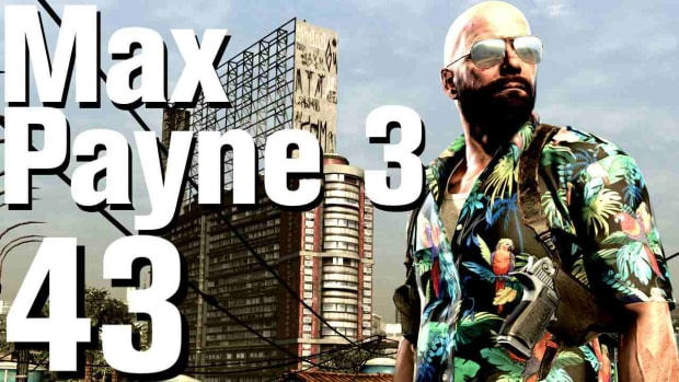 ZQ. Max Payne 3 Walkthrough Part 43 - Chapter 12 Promo Image