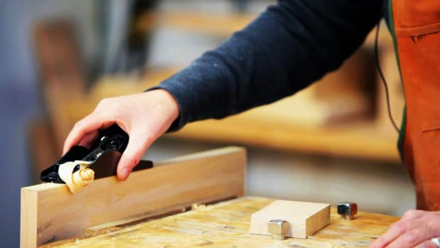 C. How to Use a Block Plane for Woodworking Promo Image