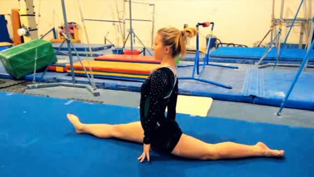 B. How to Do Perfect Splits in Gymnastics Promo Image