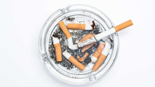 T. How to Use Hypnosis to Stop Smoking Promo Image