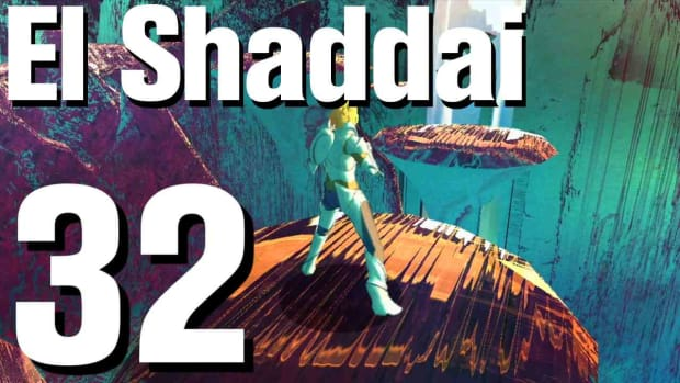 ZF. El Shaddai Walkthrough Part 32: Belial's Temptation (1 of 5) Promo Image