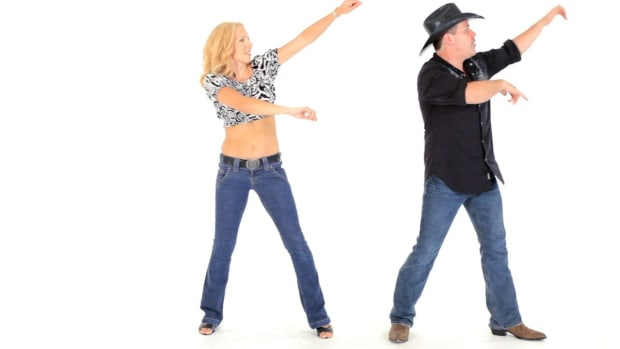 ZC. How to Do the Wobble Line Dance Promo Image