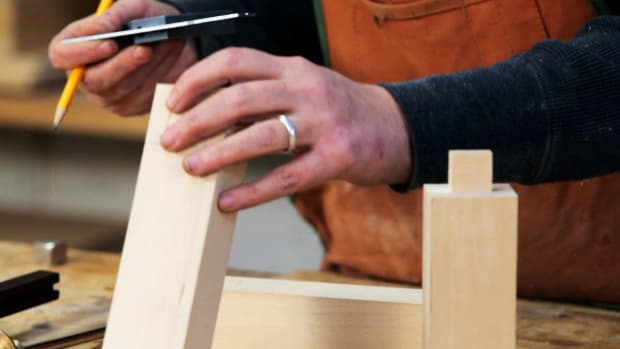 Z. How to Mark Layout for Mortise & Tenon Joint in Woodworking Promo Image