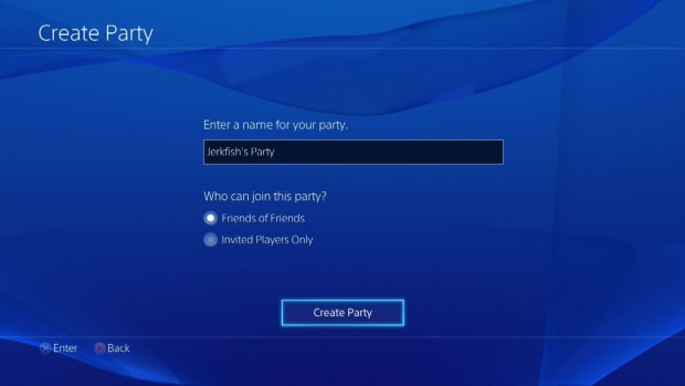ZJ. Does PlayStation 4 Have Party Chat? Promo Image
