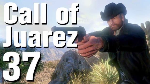 ZK. Call of Juarez The Cartel Walkthrough: Chapter 11 (2 of 2) Promo Image